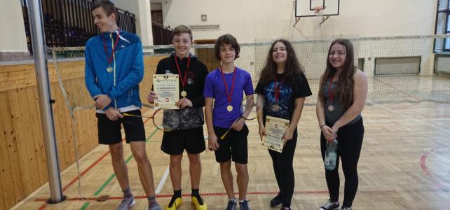 Sukces w Badmintonie