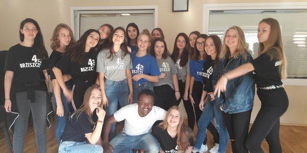 Obóz szkoleniowy EuroWeek