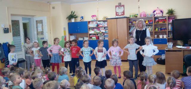 Dzień Edukacji Narodowej w Przedszkolu
