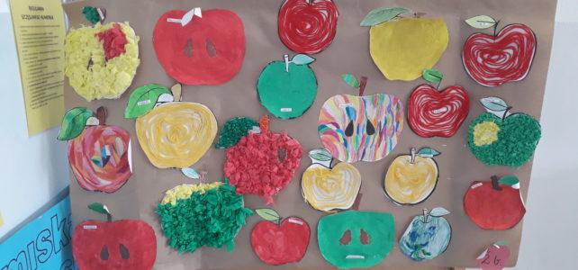 Święto Jabłka w klasach I – III