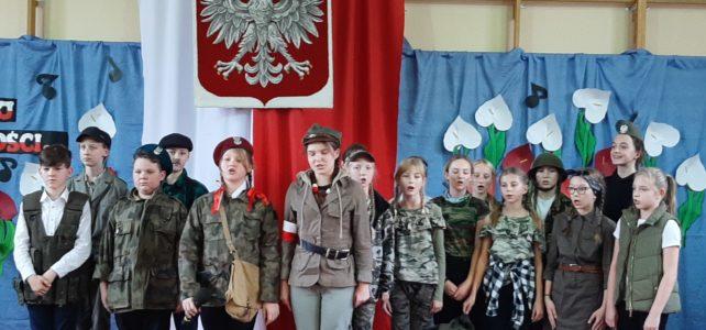 Obchody Święta Niepodległości w szkole