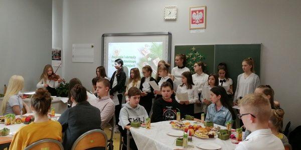 Świąteczna sesja Młodzieżowego Parlamentu…. czyli święta tuż tuż!