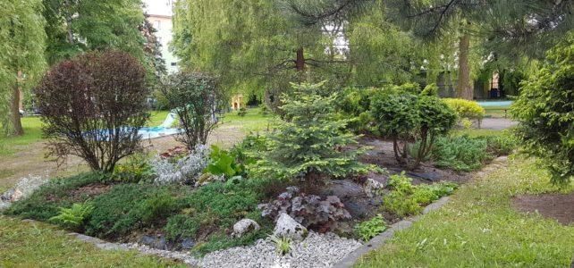 Modernizacja ogrodu przedszkolnego