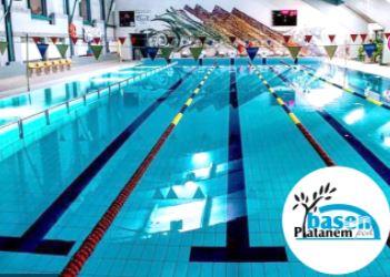 Zajęcia na basenie dla kl. 3