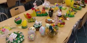 """Rozstrzygnięcie konkursu """"Kolorowa Wielkanoc"""""""